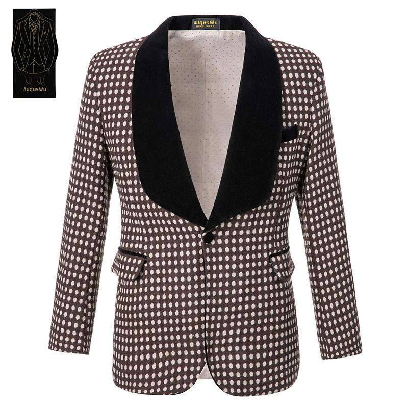80b7ac78ee2e 2019 Now Popular New Men'S Suit Two Piece Suit Jacket + Pants Men'S Fashion  Business Office Formal Support Customization From Bigseaa, $185.32 |  DHgate.Com