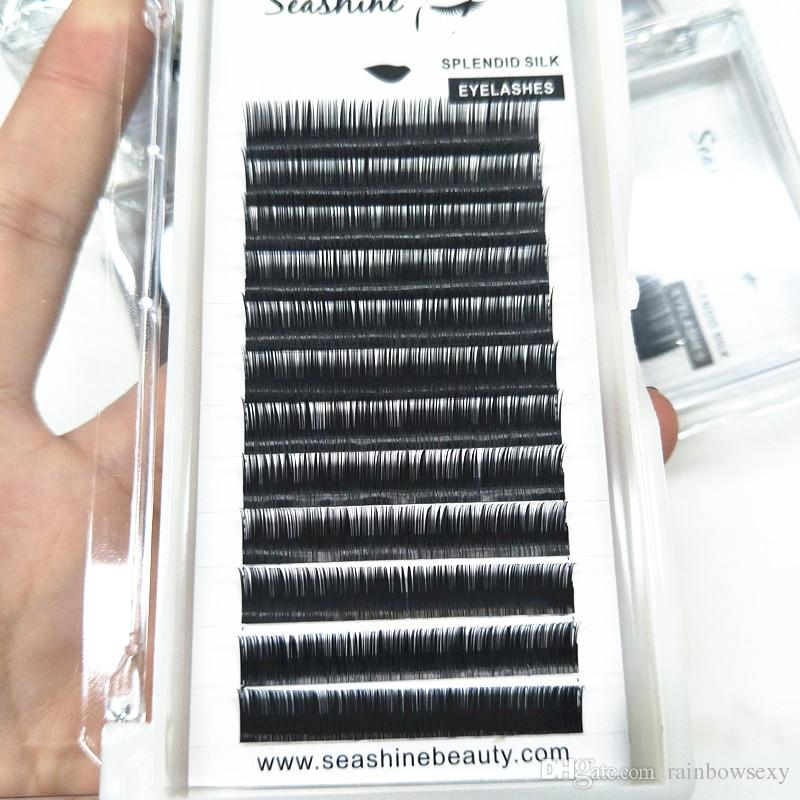 Seashine Artifical Individual Eyelash Extension Make Up Tools Hot