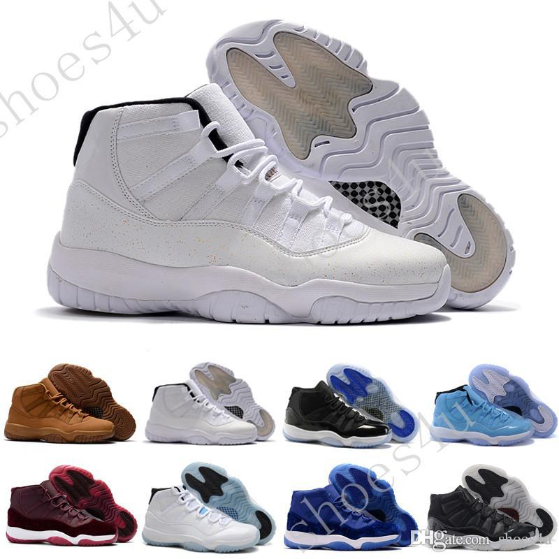 Discount 11Xi Space Jam Legend Blue Black Velvet 72 10 Basketball Shoes  Mens Sports Running Shoe 11s Bred Womens Sneakers Shoes Jordans Sneakers On  Sale ...