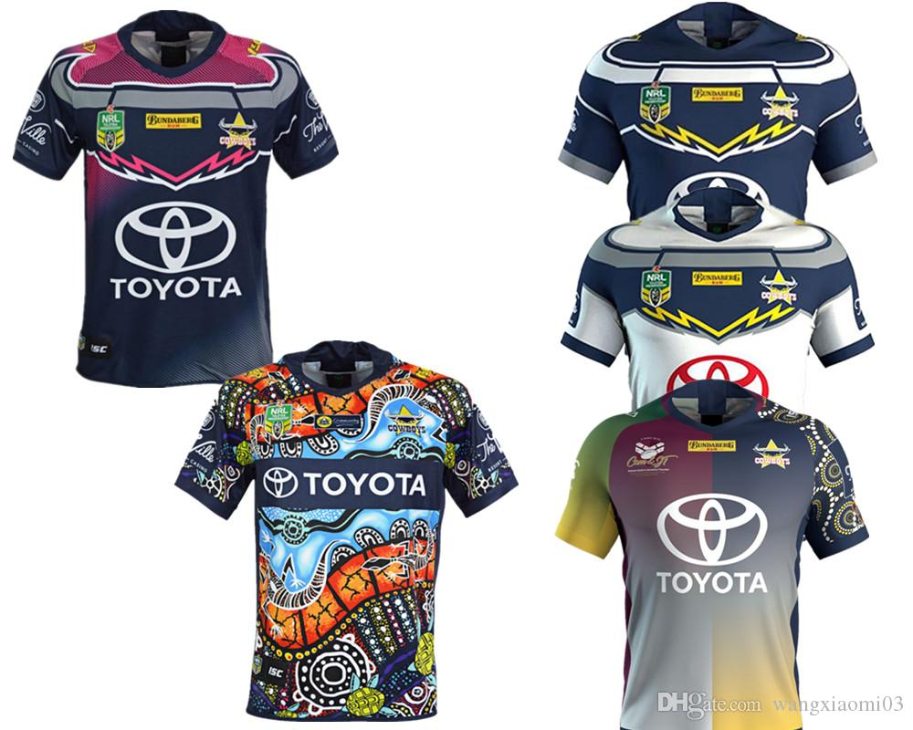 bf89cb79e 2019 2018 NORTH QUEENSLAND COWBOYS WOMEN IN LEAGUE JERSEY MENS Cowboys WIL  Rugby Jerseys NRL National Rugby League Nrl Jersey Shirt S 3xl From  Wangxiaomi03
