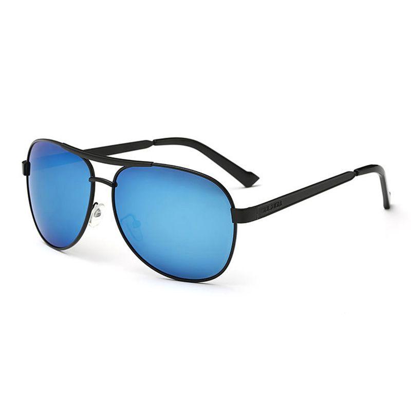 d55cc16eba Cubojue Mens Polarized Sunglasses Mirrored Sun Glasses Aviation Anti  Reflective Vintage Grey Mirrored Women Frog Retro Sunglass Wholesale  Sunglasses Cool ...