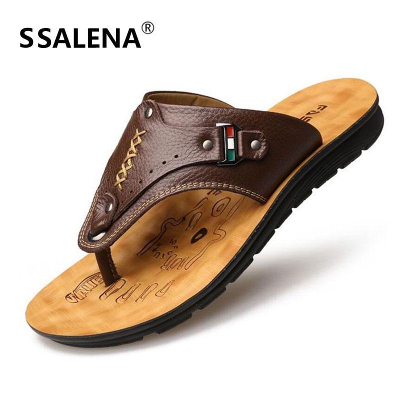 51ccb1a907b484 Men Summer Comfortable Flip Flops Soft Sole Anti Slip Slippers Thongs Beach  Male Lightweight Classic Slippers AA11655 Fur Boots Glass Slipper From  Juiccy