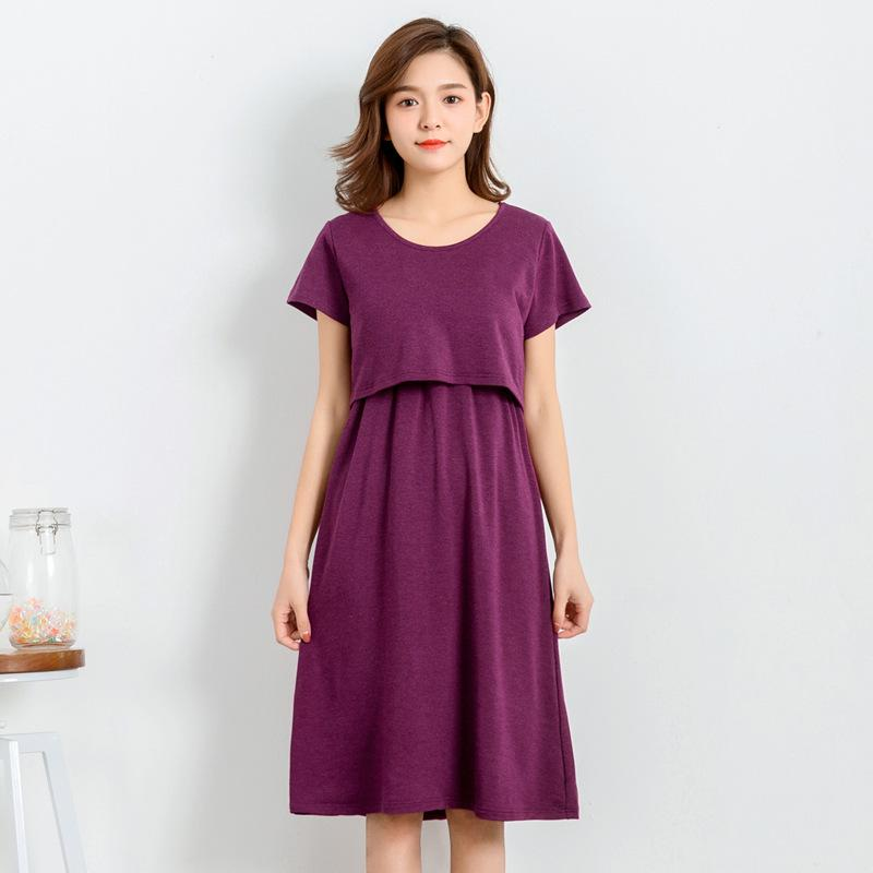 62ca090afc4 2019 Moms Party Maternity Clothes Maternity Dresses Pregnancy ...