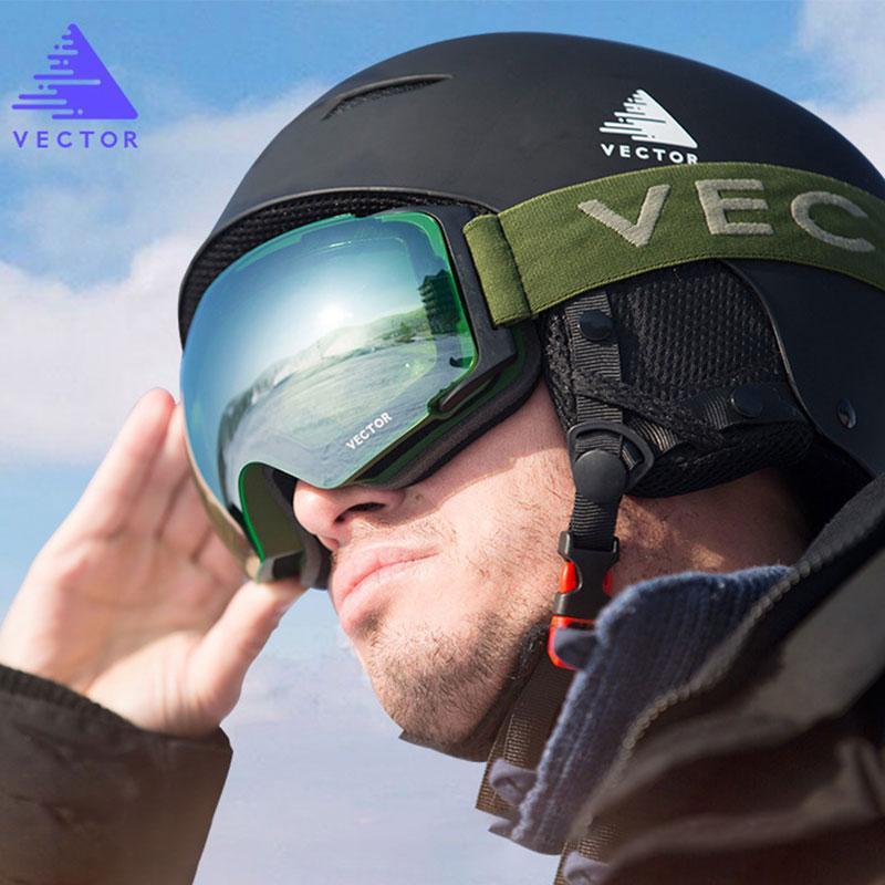 Compre Anti Fog Uv400 Óculos De Esqui Óculos De Neve De Inverno Esportes  Snowboard Óculos De Proteção Para Homens Mulheres De Duriang,  54.74    Pt.Dhgate. adcf4822e4