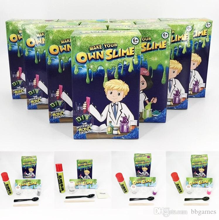 online cheap slime kit make your own for kids slime play diy