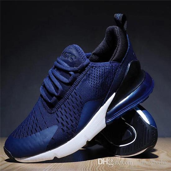(with box)Cheap New 27c Running Shoes Teal for Men Women 270 Training Sneakers Walking Sport Fashion Sneaker size Eur 36-45 cheap sale amazon X9GoW