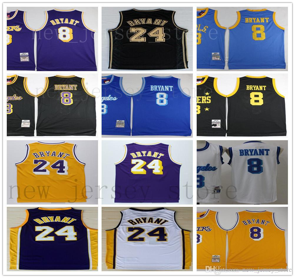 b129b0dd78f Cheap Wholesale Retro Stitched Jersey Top Quality Mens White Yellow Purple Black  Blue Jerseys Size S-XXXL Online with  21.29 Piece on New jersey store s ...
