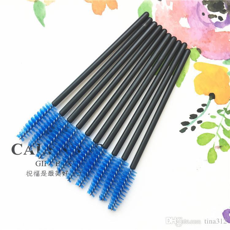 Горячая распродажа одноразовая кисть для ресниц Lash Comb удобная и чистая кисточка для ресниц для макияжа ресниц объем T3F0007