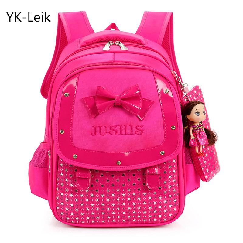 Cute Backpacks For Girls Children Schoolbags For Teens Orthopedic