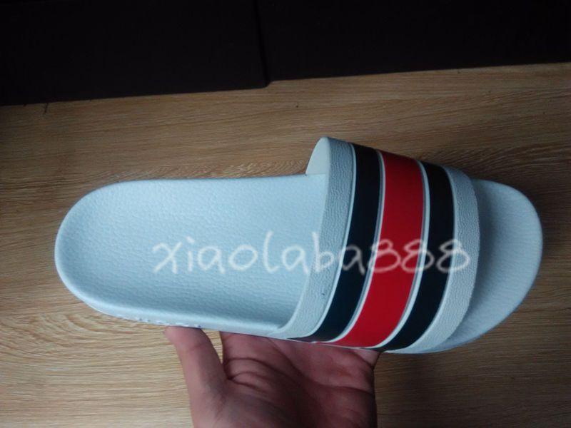 Las sandalias de los NUEVOS hombres del estilo del verano 2017 calzan el deslizador Zapatillas causales cómodas del zapato , 3 , US 6(EUR 38)