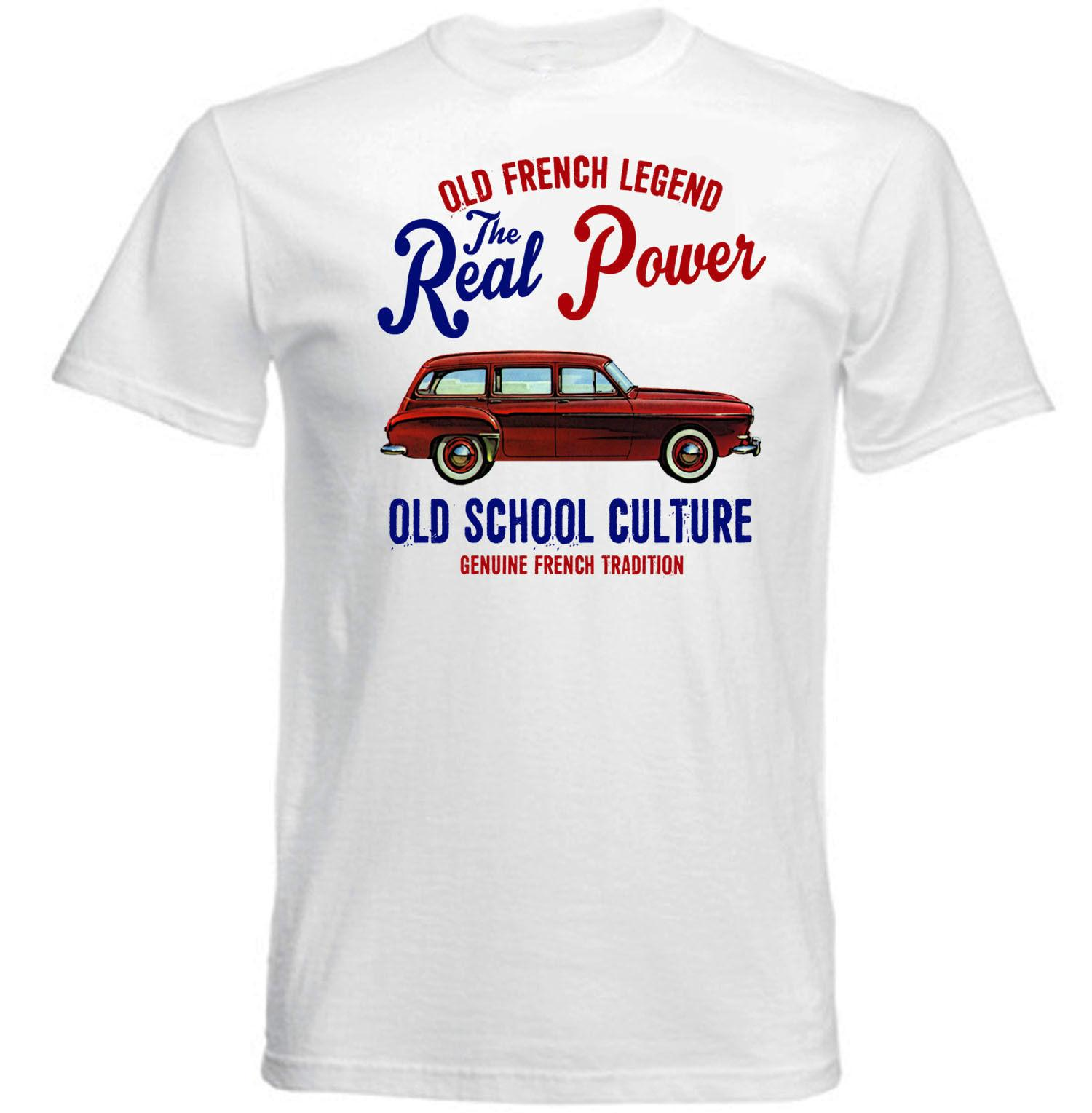 ff5072cf72 VINTAGE FRENCH CAR RENAULT MANOIR NEW COTTON T SHIRT Funny 100% Cotton T  Shirt 7 T Shirt Funny Rude T Shirts From Qz1538381382, $16.24| DHgate.Com