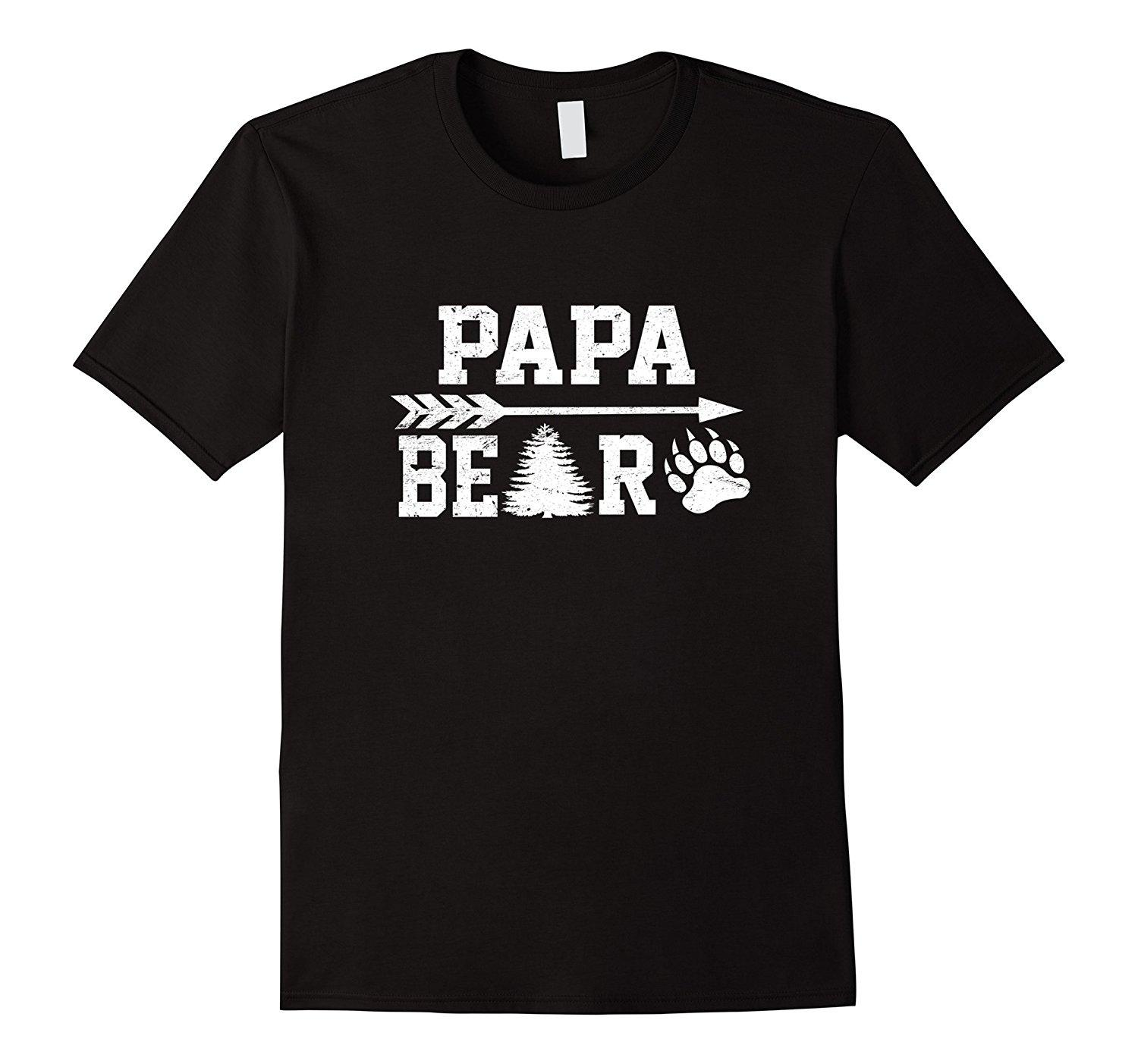 Claw Papa Christmas Pajamas Maching Awesome Tshirt Mens Shirts Short Sleeve Trend Clothing Ment Shirt Summer Style
