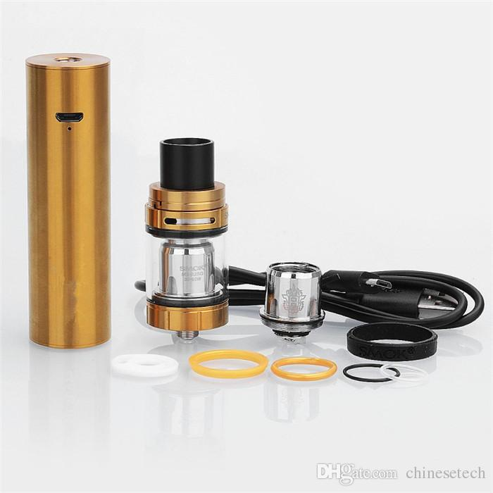 Stick X8 Starter Kit With 3000mah Battery 4ml TFV8 X-Baby Top Airflow System Portable pen-style Vaporizer top quality