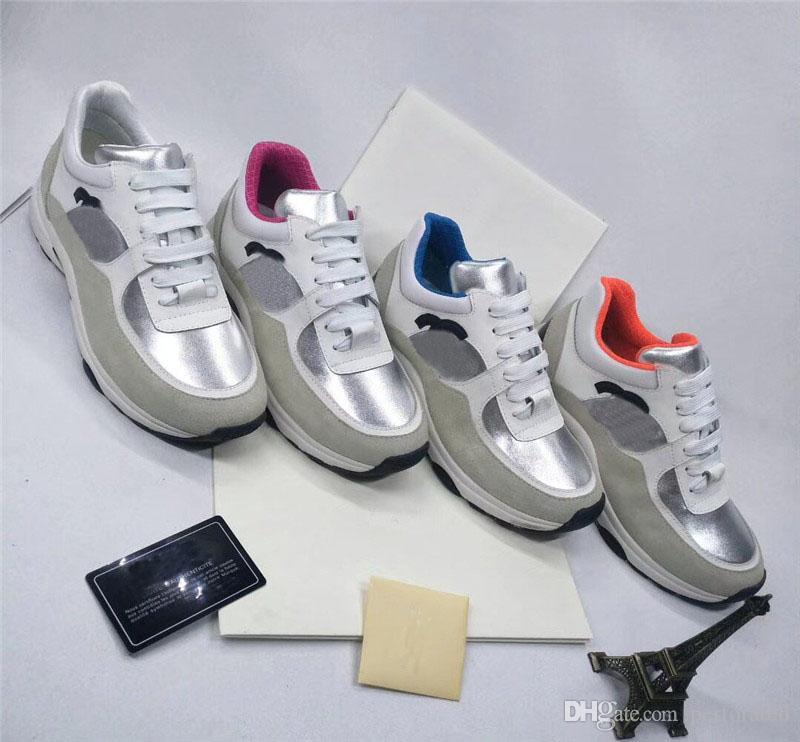 quality design 13e47 6498d Zapatos De Marca De Lujo Con Cordones De Diseño Casual Zapatos De Confort  Zapatillas De Lona De Moda Buena Calidad Zapatillas Schuhe Para Mujeres Por  ...