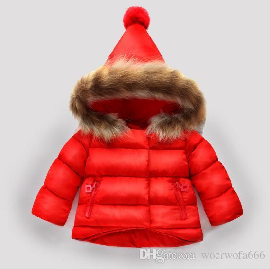 3528db42f 2018 AMN Brand Kids Coats Boys And Girls Winter Coats Childrens ...