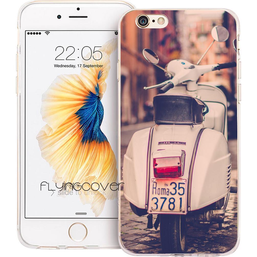 coque iphone 8 vespa
