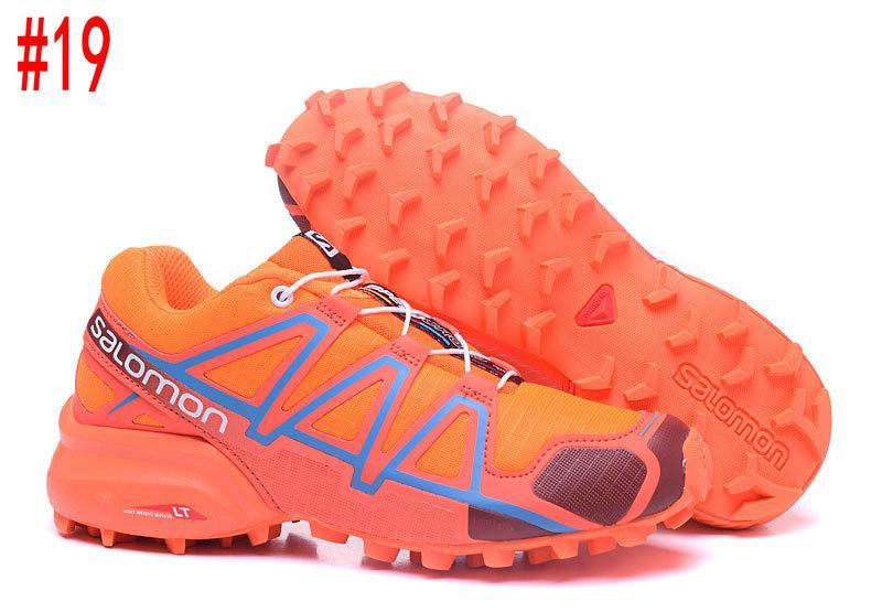 2018 Salomon Speedcross 4 Trail Runner Best Quality Men' Women Discount Sports Shoes Fashion Sneaker Outdoor Shoes Cheap US5-11.5