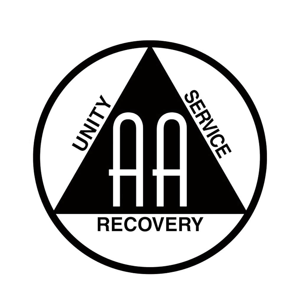 For Alcoholics Anonymous Decals Self-Adhesive Vinyl Car Stickers Art Decor