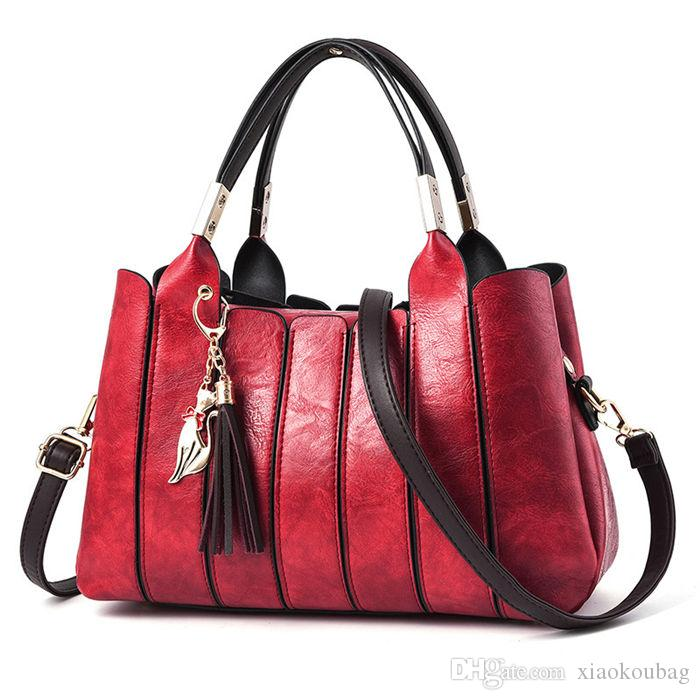 Designer Handbags Crossbody Bag 2018 Brand Fashion Luxury Designer Bags  Vintage Tassel Ladies Cross Body Bags For Women Handbag Designer Handbags  Designer ... d069764d31035
