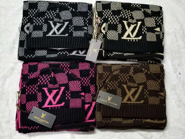 Unisex Winter Hot Brand L Men Women Large Plaid Logo Pattern