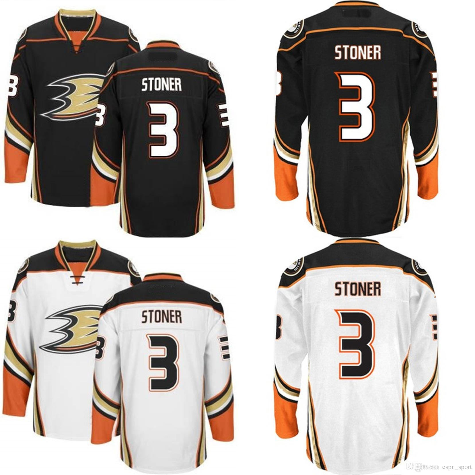 official photos 335a5 5744d clayton stoner ducks jersey