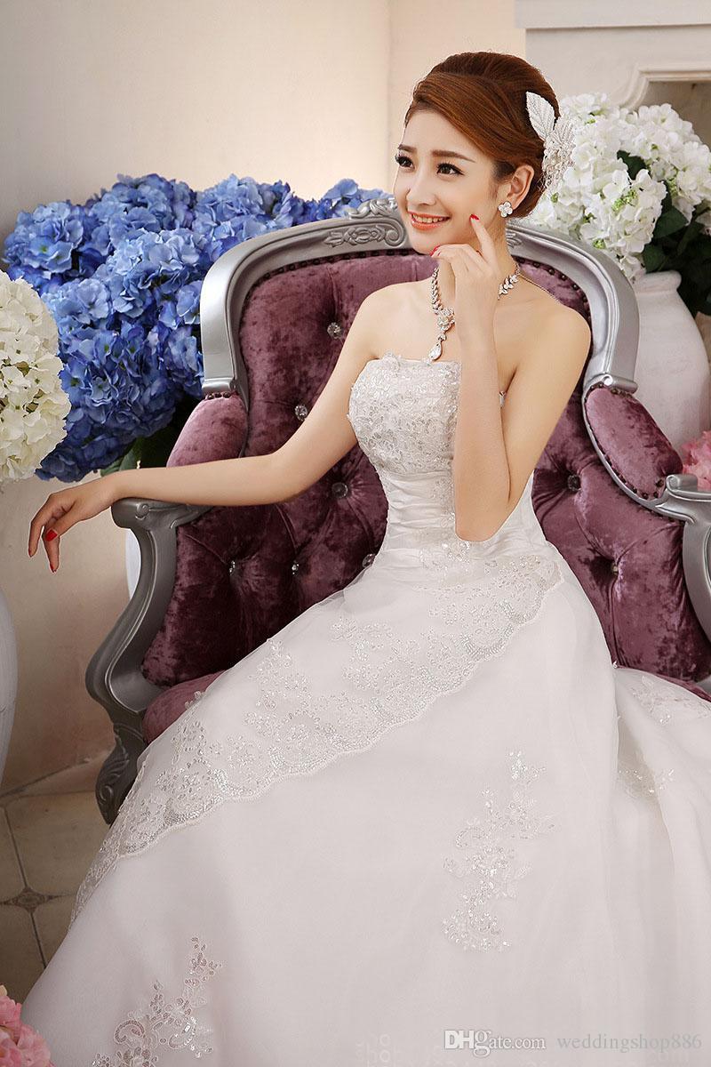 2018 plus size wedding dress Vintage Lace Red Wedding Dresses Long Train Plus Size Ball Gown Robe de Mariee Cheap