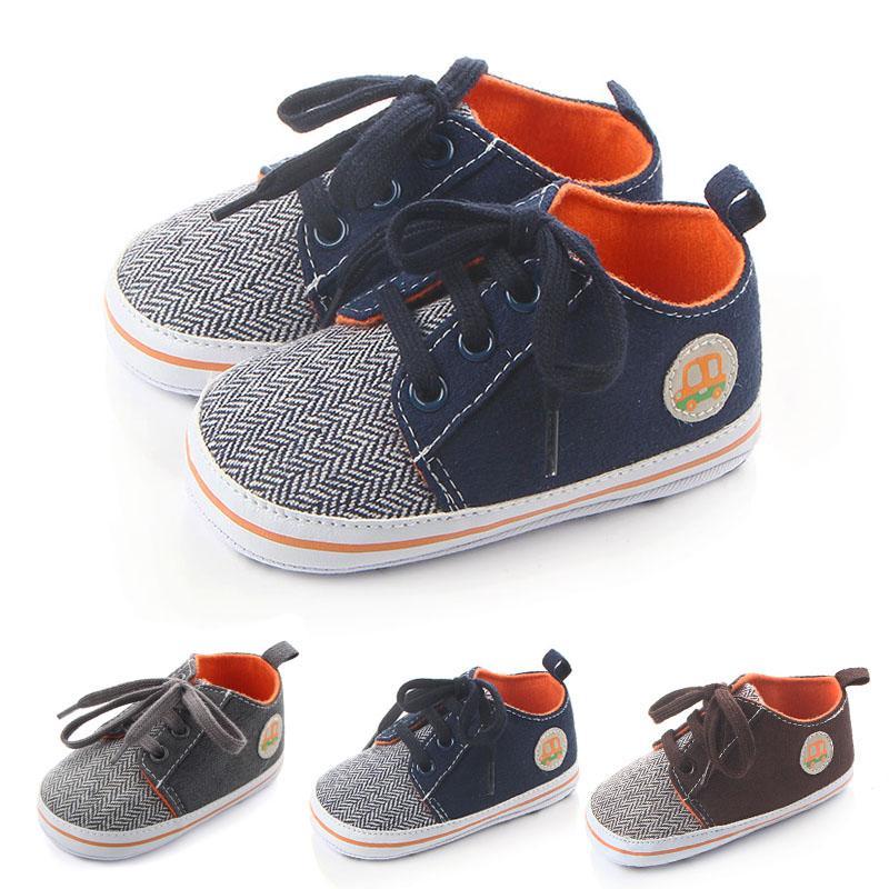 59b9f371d5059 Acheter Chaussures De Marche Pour Bébés Garçons Chaussures Enfant En Bas  Âge En Coton Et Semelle Antidérapante Douce Marque Babyshoes De  33.45 Du  ...