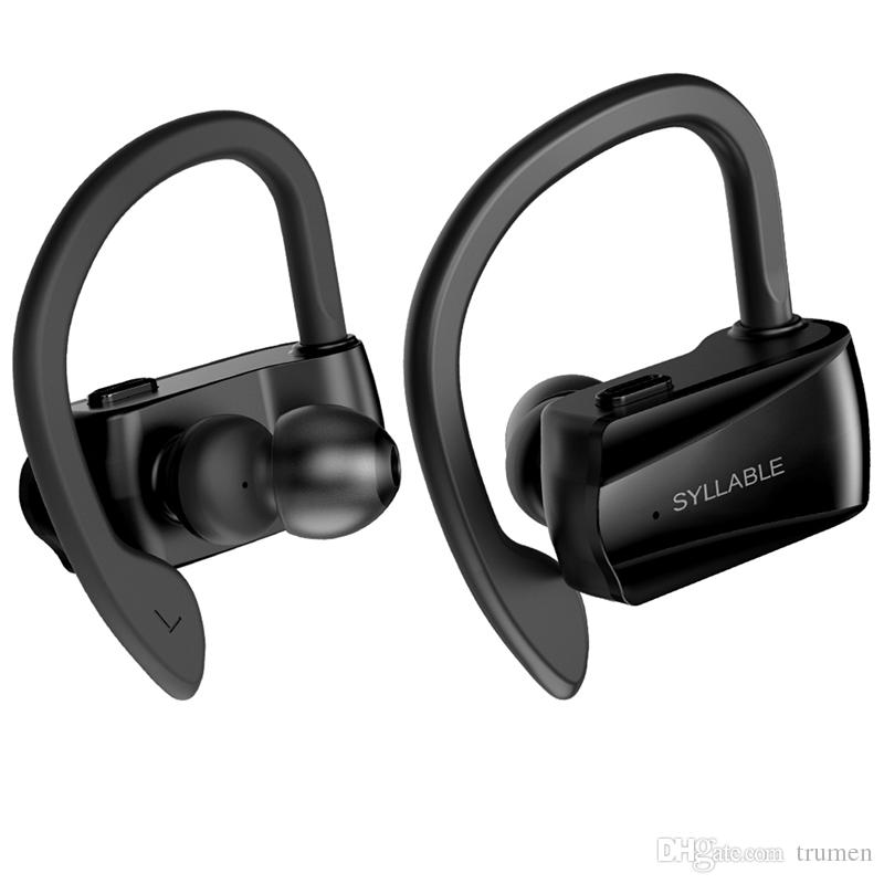 71e64288c8d SYLLABLE D15 TWS Wireless Bluetooth V5.0 Earphone Real Stereo Earbuds  Headset For Phone HD Communication Portable With Microphone Original  Wireless Noise ...