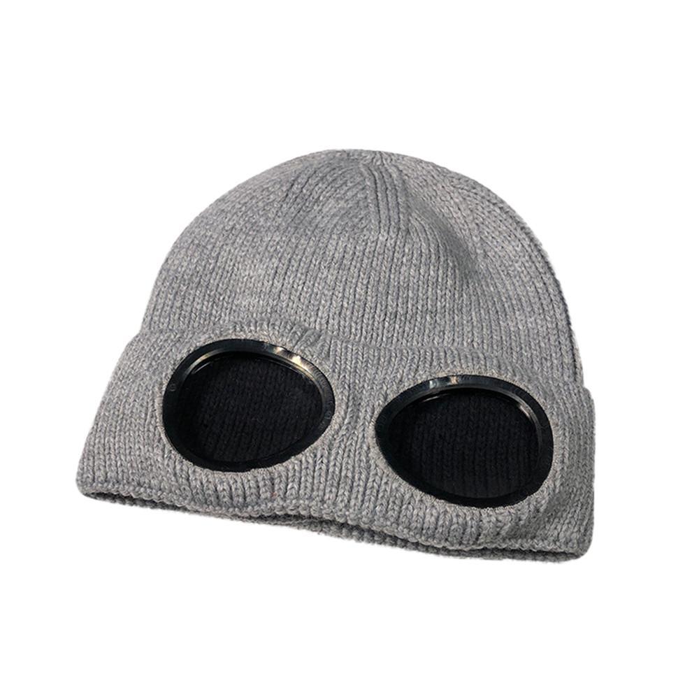 Srogem Fashion Warm Women Winter Knitted Wool Hemming Hat Hip Pop Cap  Bonnet Femme Gorros Touca Inverno Gorros Mujer Invierno 20 Cool Beanies  Beanie Caps ... 034147fc719