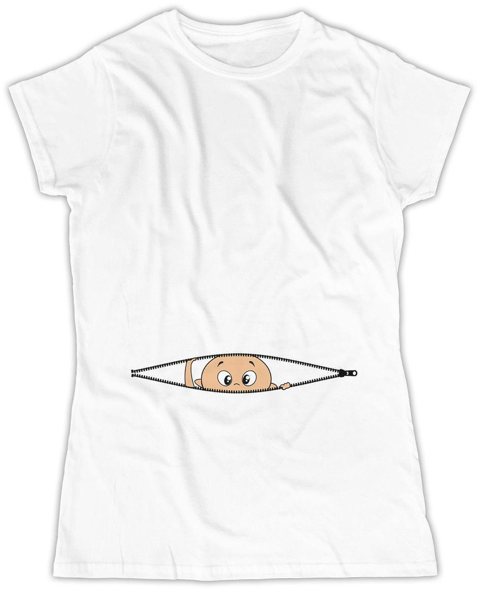 5a96a9577f41a Peeking Baby Pregnant T Shirt Maternity Pregnancy Peek A Boo Gift Present  Tshirt Web T Shirts Great Tee Shirt Designs From Qz106152964, $16.24|  DHgate.Com