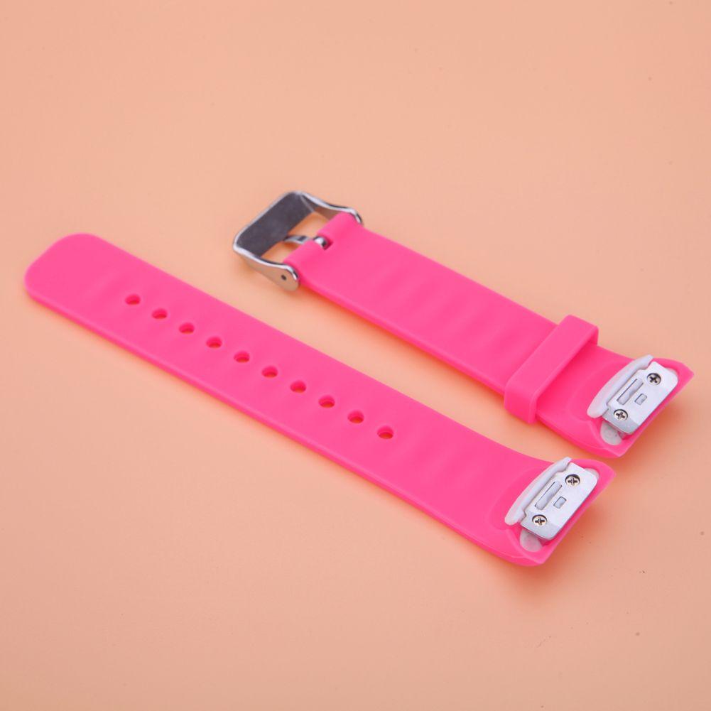 11 Renkler Orijinal Renkli Silikon Watch Band Yedek Kayış Samsung Dişli Fit Için 2 SM-R360 Kayış Bileklik WatchBand