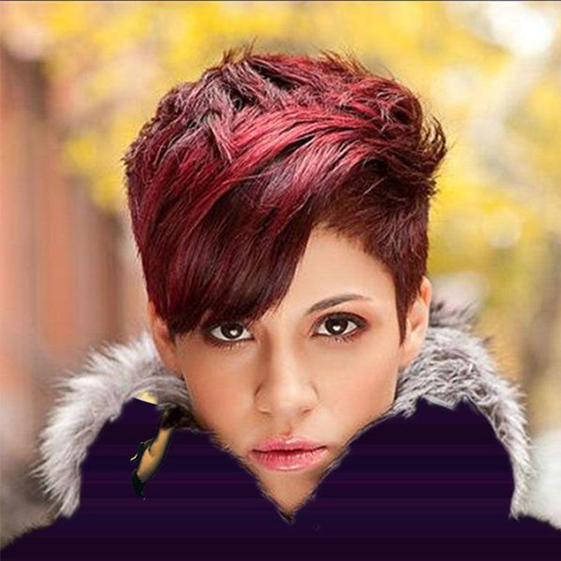 Kurze Rote Haare Frau Kurze Rote Haare 2019 09 06