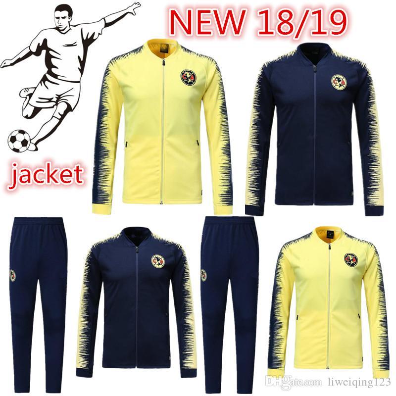 Vestes Acheter Club Américain Jaunes Sportswear 2019 Football De UwpRfv