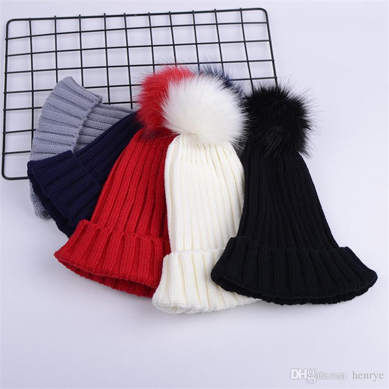 Wholesale New Brand Fashion Female Casual Autumn Winter Hat Ladies Warm  Beanie Hats For Women Bonnet Cowboy Hats Stetson Hats From Henrye ef7dd3a6e92