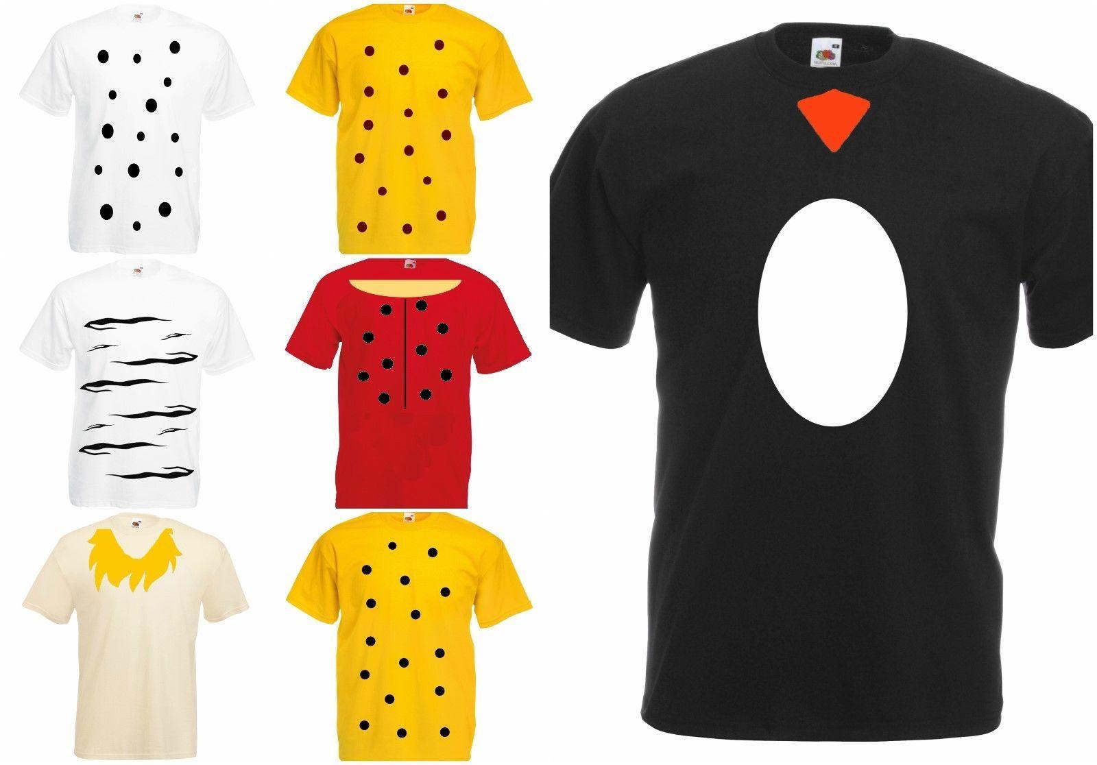 d8e57620 New Womens Mens Kids Dress Up Animal Dog Lion Giraffe Penguin T Shirt Age  Casual Pride T Shirt Men Unisex New Fashion Tshirt Designer White T Shirt  Printed ...