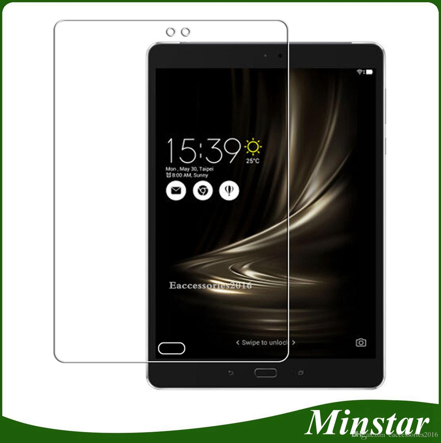 For Asus Zen Pad S Z580CA Z581CA 8 0 Inch Fone Pad 3S Z500 9 7 Explosion proof Tablet Tempered Glass Screen Protector Zen Pad S Tempered Glass Fone Pad