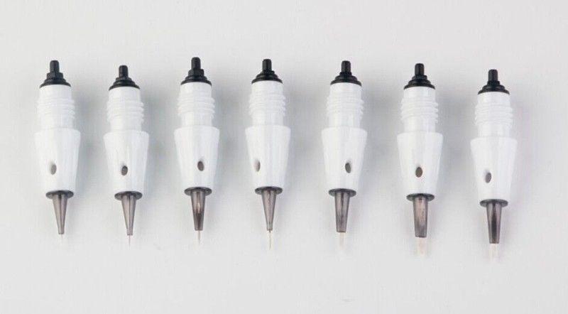 PMU Permanent replacement Needle Cartridge tattoo Needles Tips Fits for Artmex V9 V8 V6 V3 A3 semi makeup machine derma pen