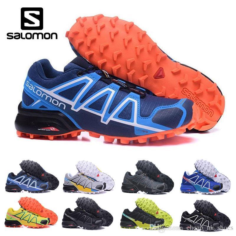 Salomon Iv Men Running 4 Outdoor Cross Country Speed Cs Shoes qSUVpGMz