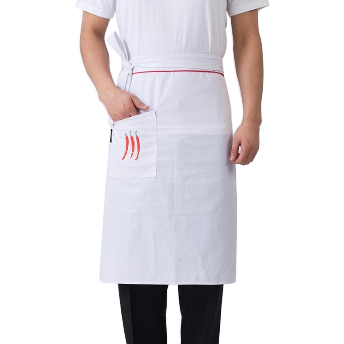 Hot Sale Waiter Waitress Waist Aprons Restaurant Hotel Bar Chef ...