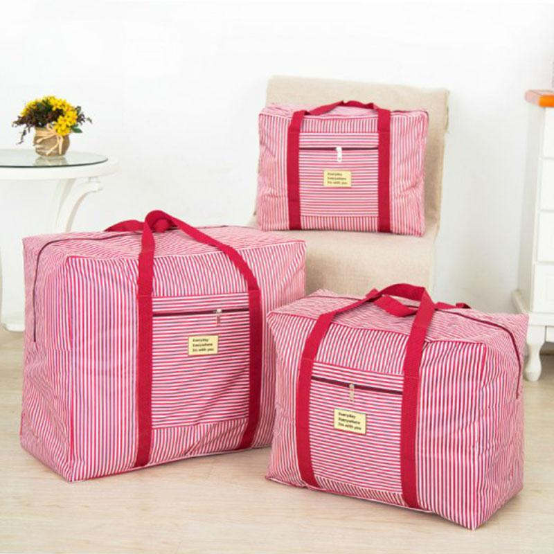 5053d709f3 Wulekue Oxford Cloth Travel Bag Waterproof Handbag Clothes Bag Tie Rod  Luggage For Travel Duffle Bags For Women Wheeled Duffle Bags From  Vanilla13
