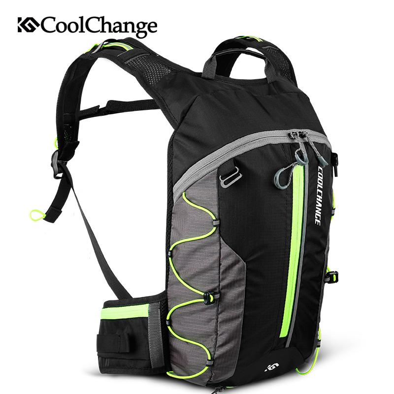 408b218c0bf Coolchange 10L Ultralight Waterproof Bike Bag Cycling Backpack Travel MTB  Bicycle Bag For Portable Water Bike Accessories Laptop Rucksack Laptop  Backpacks ...