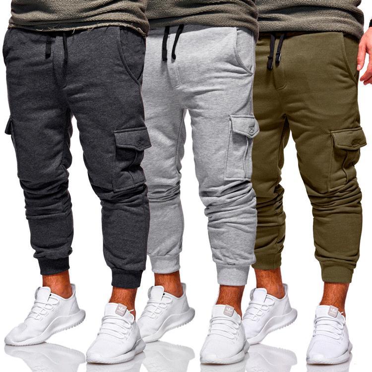 e16beab7a 2019 Jogger Pants Sports New Brand Mens Joggers Casual Harem Sweatpants  Sport Pants Men Gym Bottoms Tracksuits Training Sportswear From Louisa92,  ...