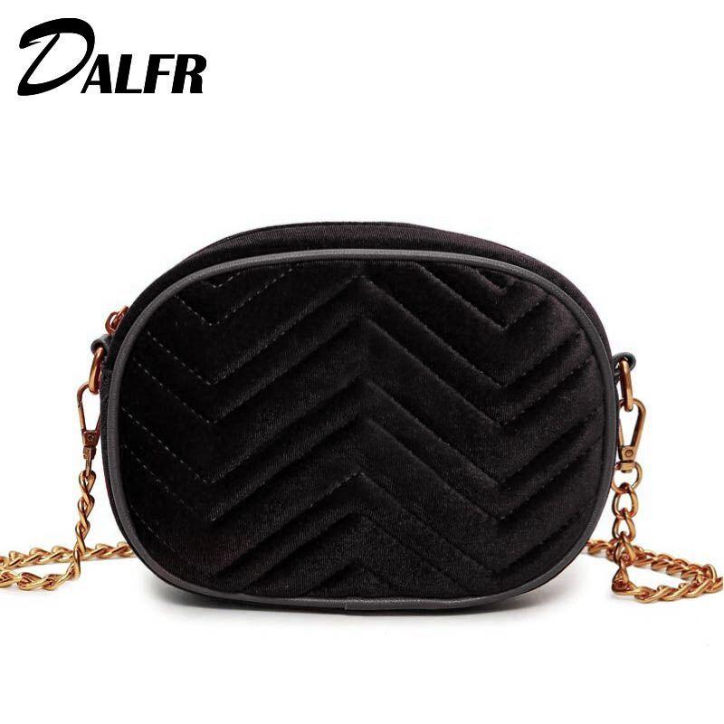 6067f1b5777 Female Bag Women Messenger Bags Small Women s Shoulder Bag Luxury Brand Crossbody  Bags For Women 2018 Feminina DALFR Womens Handbags Handbags From Bowdown,  ...