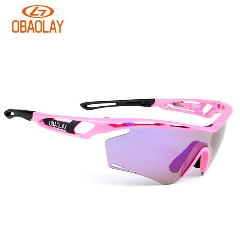 6d624283922 Polarized Cycling Glasses Outdoor Sports Bicycle Sunglasses Bike ...