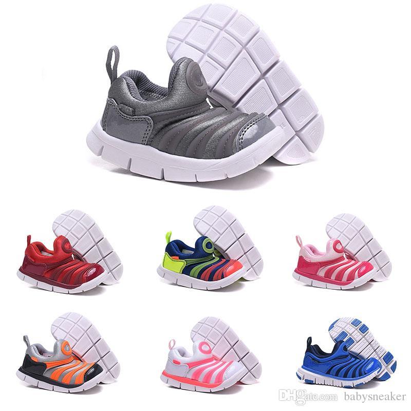 f42669da1a750 Dynamo Free Kids Running Shoes Breathable Fashion Boys Girls ...