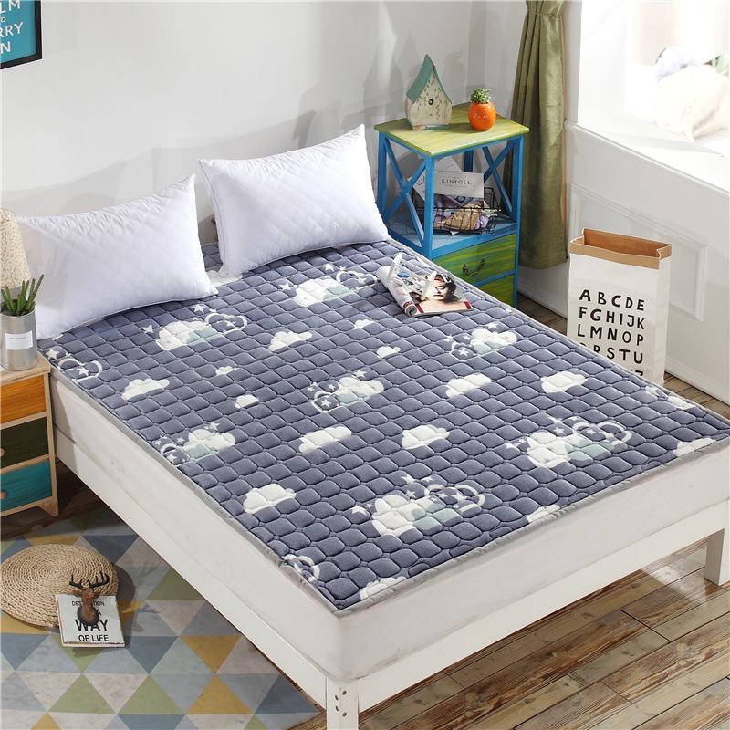 Bed Mattress Pad Sheets Doublesingle Bed Cushion Tatami Mattress
