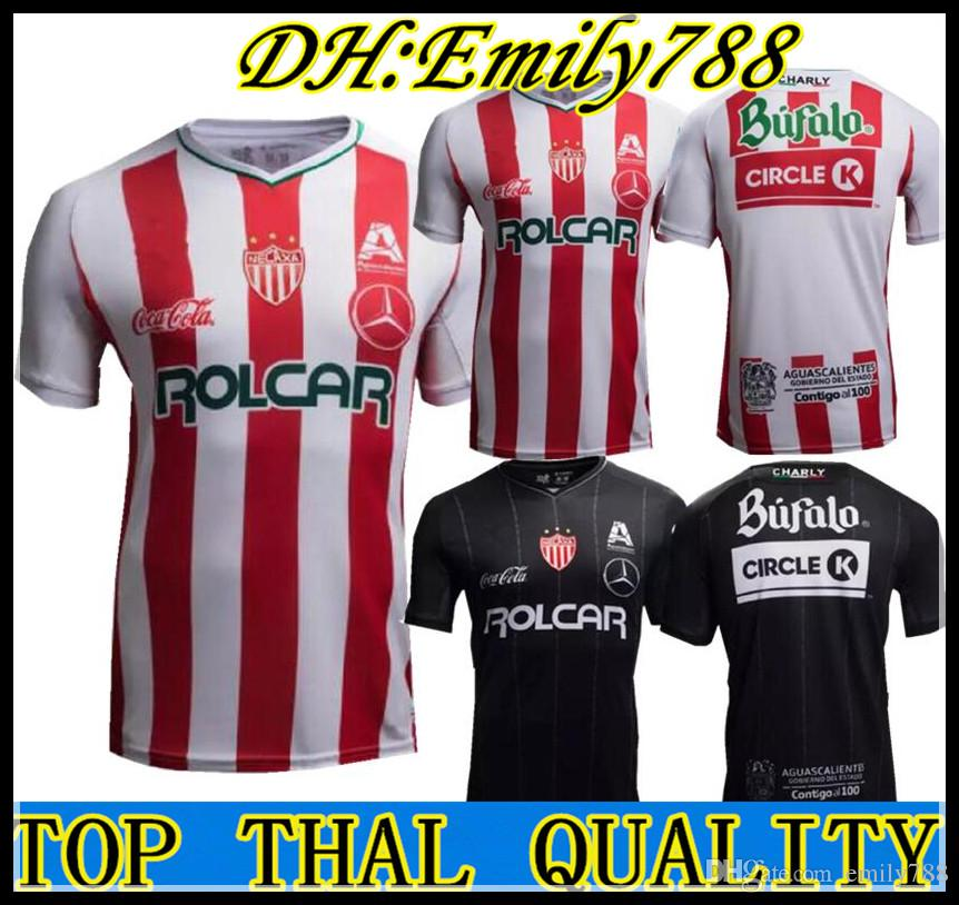14b98ff85 2019 2018 2019 LIGA MX Club Necaxa Soccer Jersey Home Away Road White  Jerseys 18 19 Thailand Quality Customize Adult Football Shirt Kit Maillot  From ...