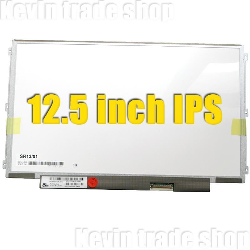 12 5 IPS FOR LENOVO ThinkPad U260 K27 K29 X220 X230 U260 X220i X220T X201T  Laptop LED LCD SCREEN LP125WH2 SLB1 SLB3 FRU matrix