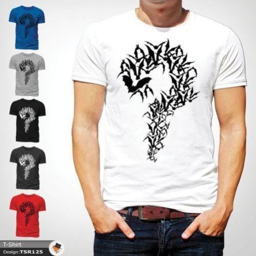 aacb5b5aa Compre Riddler Question Mark T Shirt Dos Homens De Algodão Presente De  Aniversário De Natal Branco 2018 De Alta Qualidade Da Marca Dos Homens T  Camisa ...