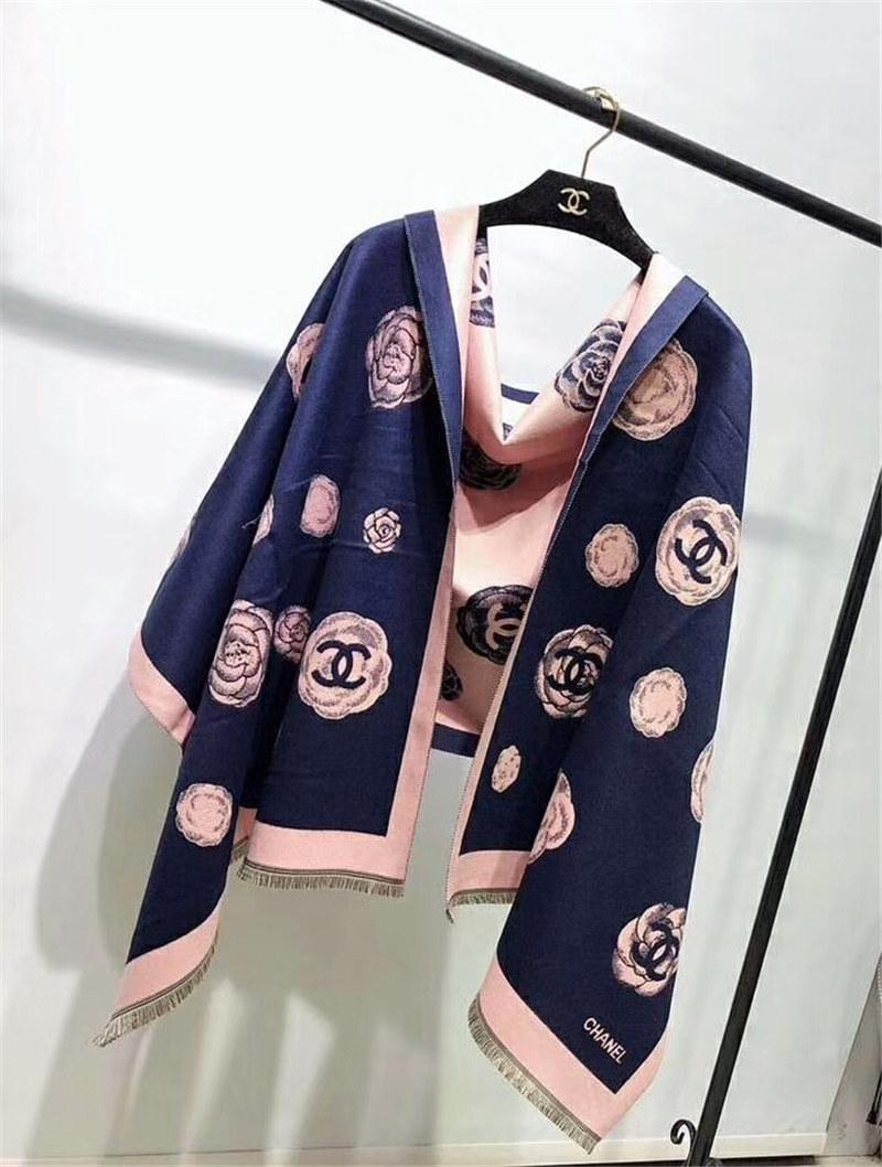 2019 2018 Fashion Luxury Scarf Brand Designer Scarves Cashmere Blending  Winter Wraps For Men And Women Kids Xmas Gift Fashion Accessories From ... 944a12bf4253